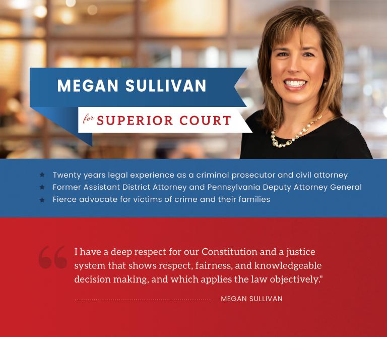 Megan Sullivan for Superior Court
